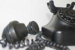 klasyczny telefon